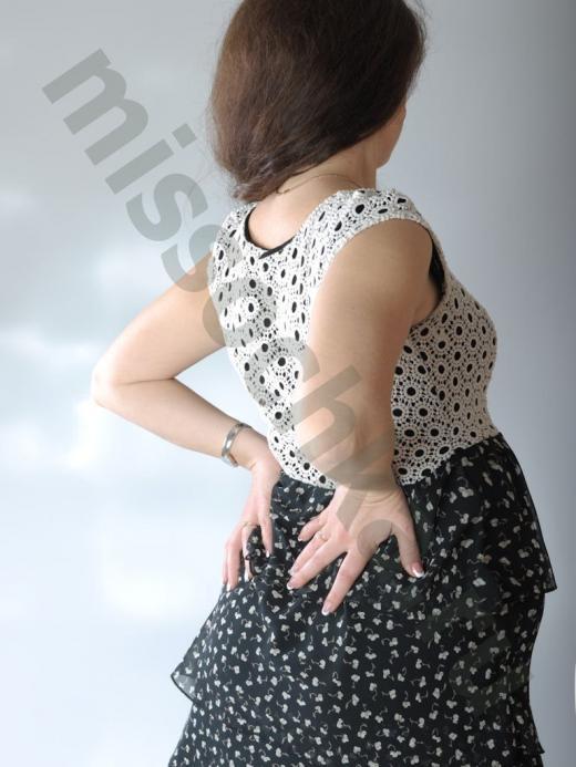 боль в спине у беременной