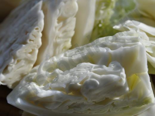 кусочки капусты