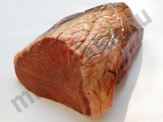 свежее говяжье сердце